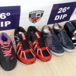 Polícia Civil indicia homem que furtava sapatos de loja onde trabalhava