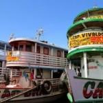 Passageiros devem cobrar seus direitos, nas viagens de barco, na Amazônia, alerta Capitania dos Portos