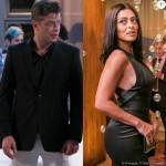 Depois de comprovada a culpa de Carolina no envio das fotos de Eliza com Rafael, Arthur desmascara a jornalista na festa da Totalmente Demais