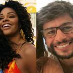 Juliana Alves vive romance com Ernani Nunes, ex-namorado de Sabrina Sato