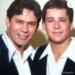 Leonardo homenageia o irmão Leandro, morto há 18 anos: 'Memória do coração'