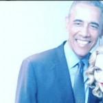 """Madonna encontra Obama: """"Pela primeira vez estou sem palavras"""""""