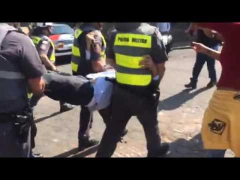 Ex-senador Eduardo Suplicy é preso em São Paulo