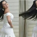 Graciele Lacerda é acusada de usar Photoshop para aumentar bumbum em foto e deleta post