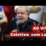 'Provem e irei a pé para ser preso', diz Lula após denúncia do Ministério Público
