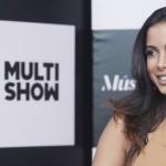 Impedida de falar, Anitta é substituída no 'Música Boa Ao Vivo'