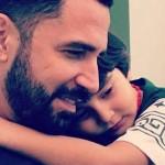 Pai de nove, Latino reencontra filho de 4 anos que só viu uma vez