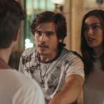 ROCK STORY: Léo briga com Yasmin, e Zac a defende