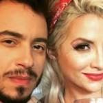 Ex-BBB Clara Aguilar mostra fotos do casamento com produtor musical