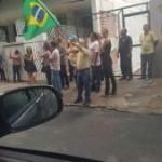 Greve geral marca a sexta-feira em todo o país. Manaus teve o trânsito comprometido pelos manifestantes