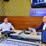 Em entrevista à Rede Tiradentes, David Almeida diz que Saúde será o grande desafio da administração