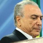OAB protocola pedido de impeachment contra Michel Temer