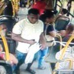 """Assaltantes atacam ônibus de rota do Distrito Industrial e """"fazem a limpa"""" de funcionários"""