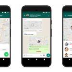 WhatsApp libera envio de localização ao vivo por até oito horas