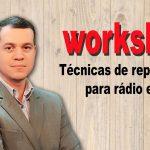 Jornalista ministra workshop para estudantes e profissionais de Rádio e TV de Manaus