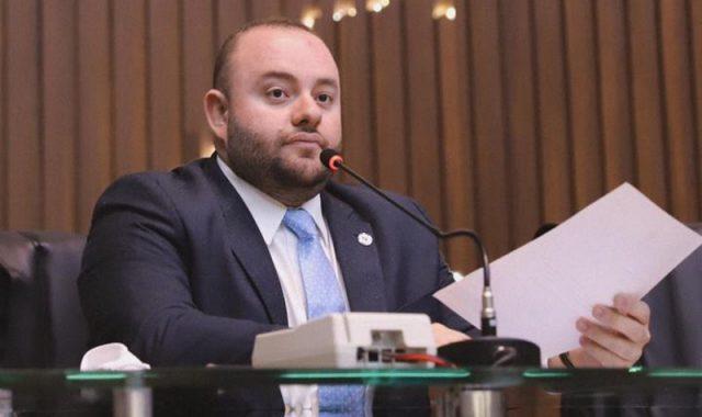 Deputado Fausto Jr. confirma participação na CPI da Covid do Senado, na terça-feira