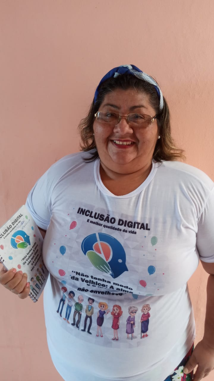 Inclusão Digital: SSP-AM realiza curso on-line para idosos
