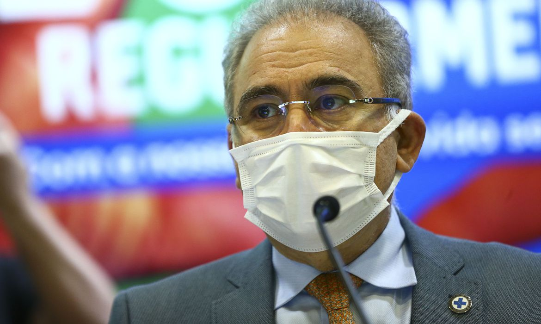 Queiroga: Programa de Imunização é esperança de pôr fim à pandemia