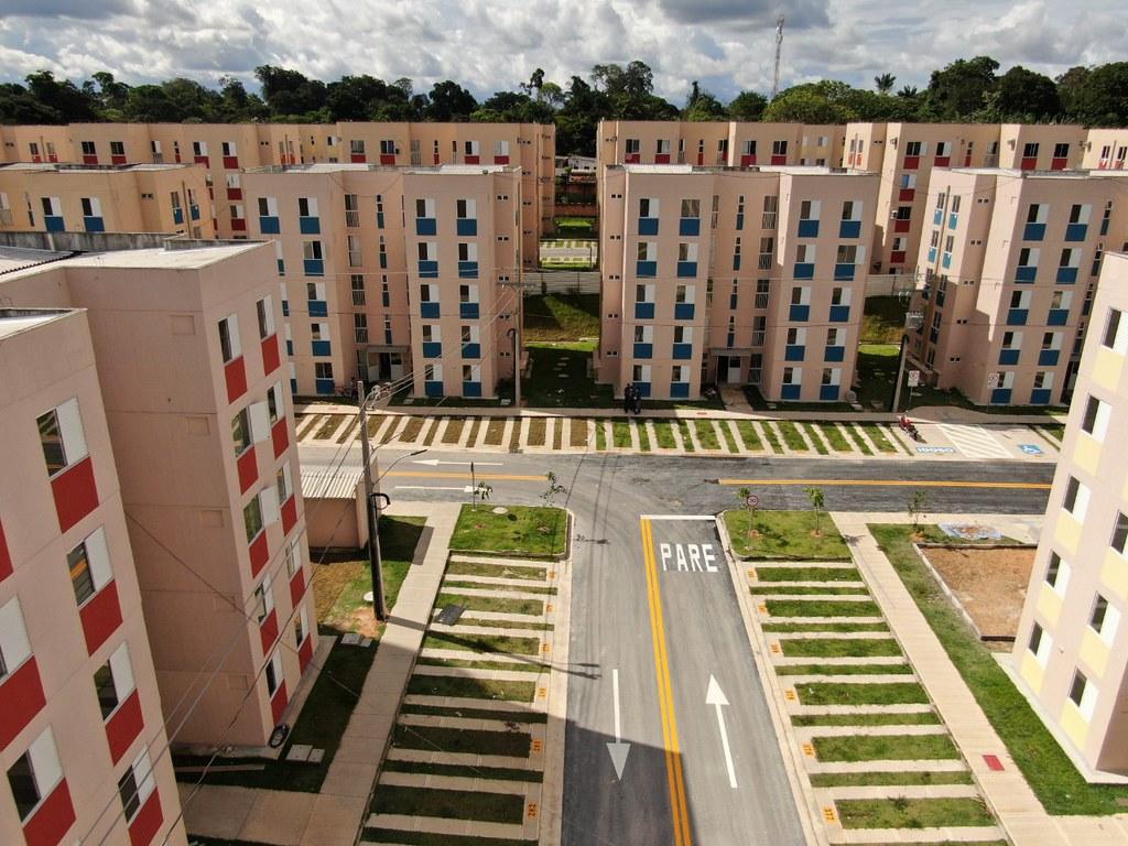 Sorteados do Manauara 2, programa habitacional da Prefeitura de Manaus, vão assinar contratos com a Caixa