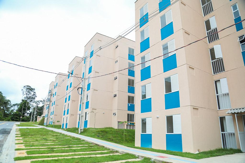 Sorteio das 500 unidades do residencial Manauara 2 será nesta segunda