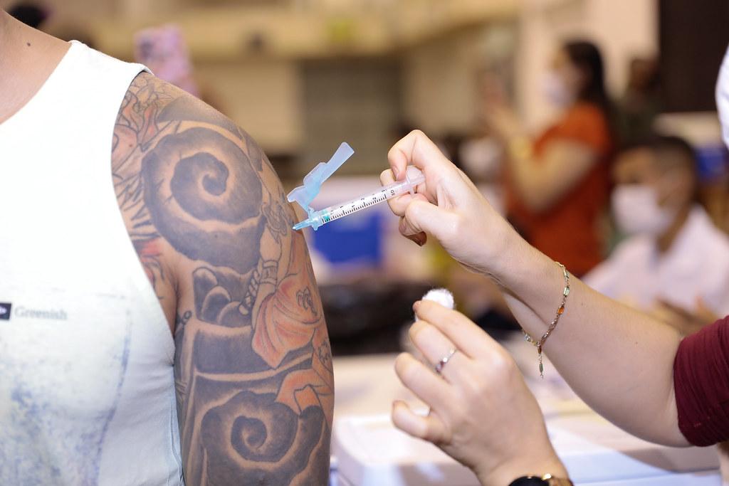 Campanha contra a Covid-19 teve mais de 15 mil vacinados nesse sábado, em Manaus