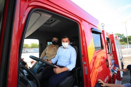 Correção histórica: Governo institui comissões de concurso com 2,5 mil vagas para segurança pública do AM