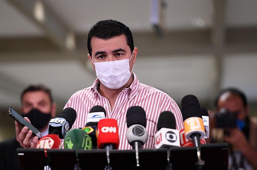 Senadores avaliam próximos passos da CPI da Pandemia