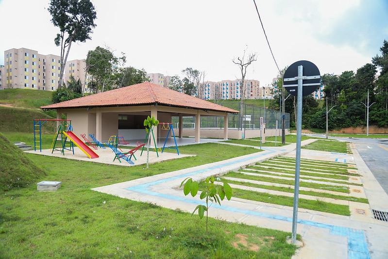 Residencial Cidadão Manauara 2 será inaugurado nesta quarta-feira