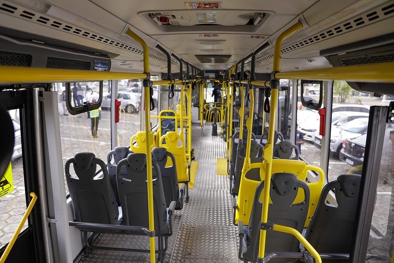 Prefeitura anuncia a compra de 40 novos ônibus e mais melhorias para o transporte coletivo de Manaus