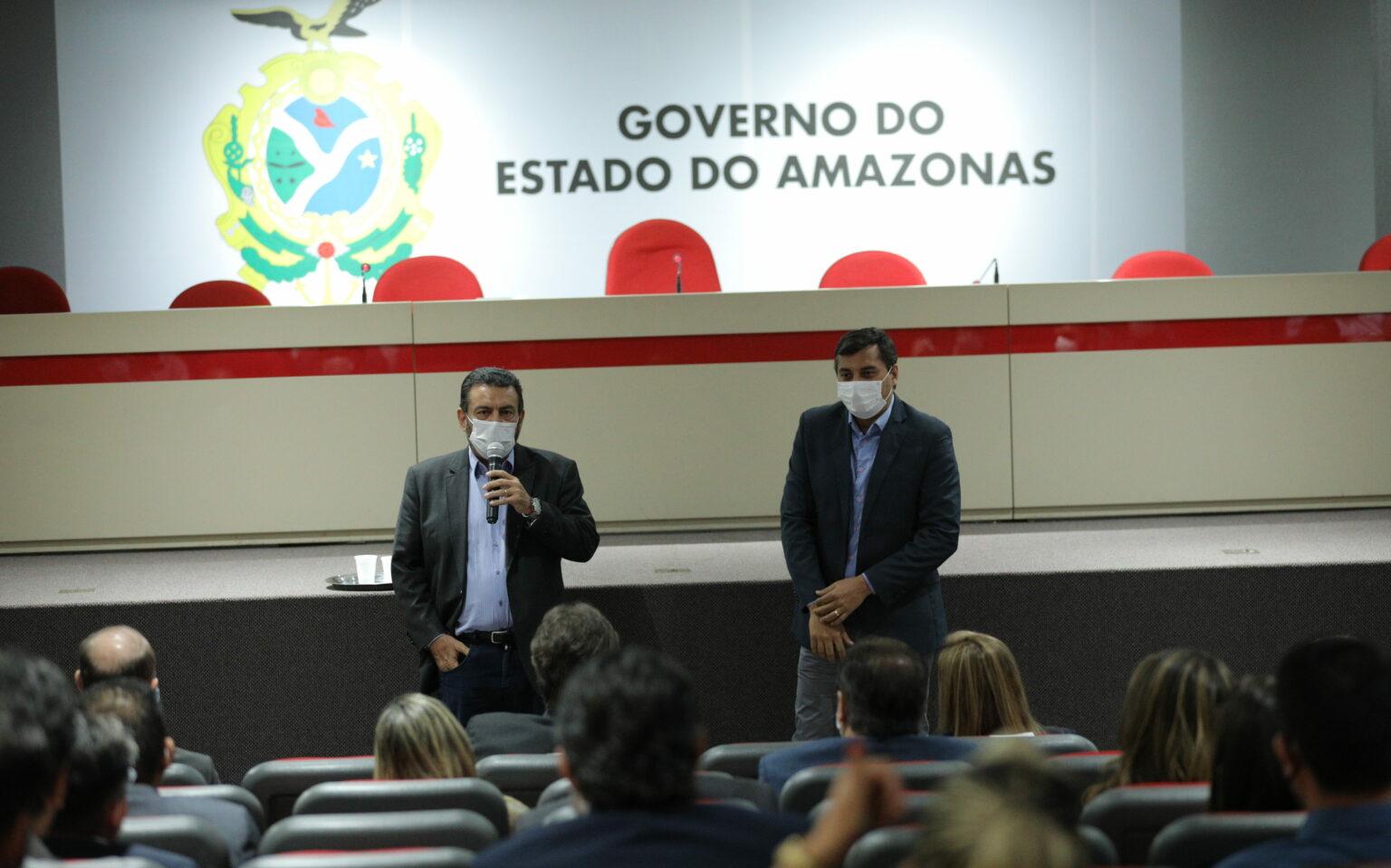 General Mansur assume a Secretaria da Segurança Pública do Amazonas