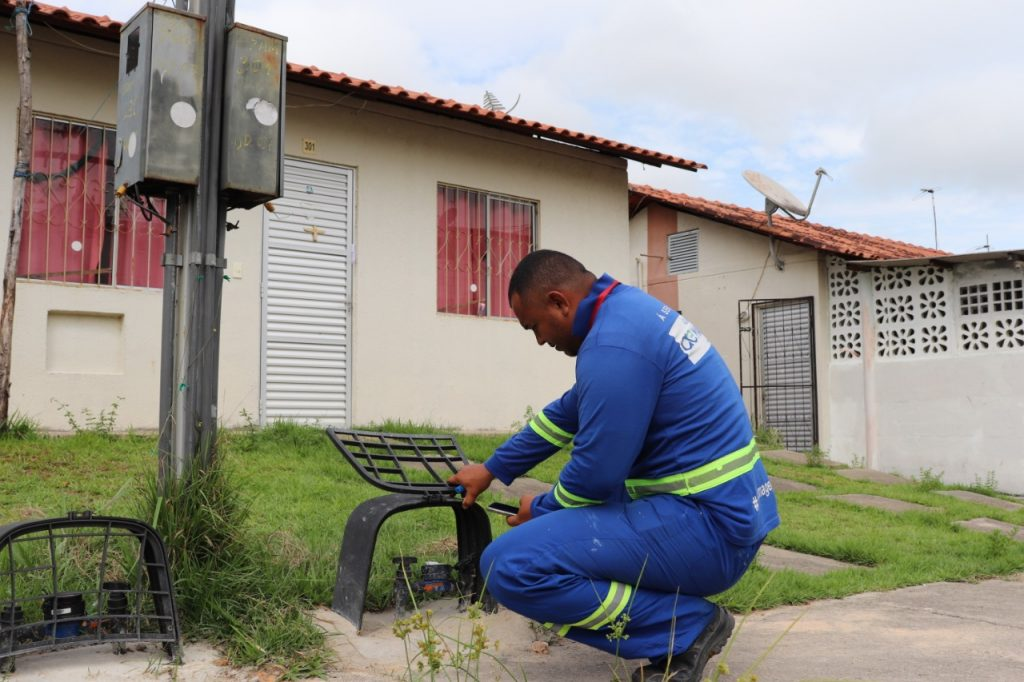 Usuário que recebeu fatura de água reajustada deve acionar a Ageman, recomenda a agência