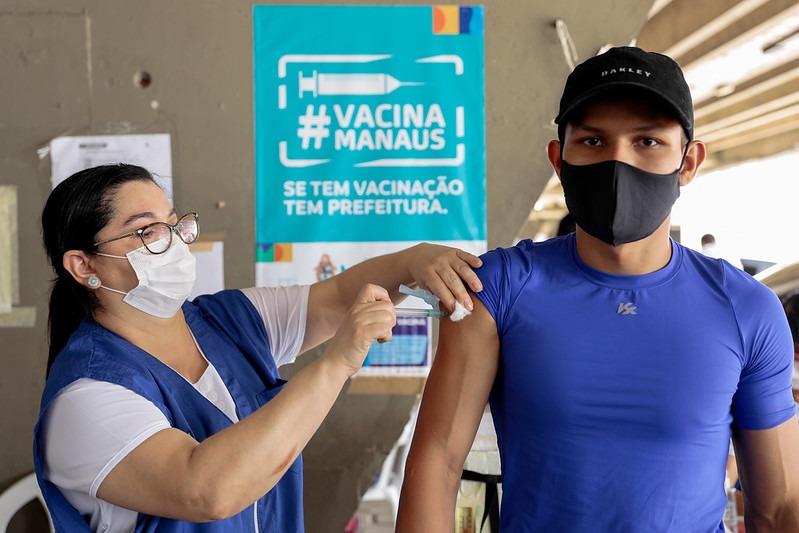 Covid-19: confira os pontos de vacinação da prefeitura da capital para a semana de 13 a 17/9