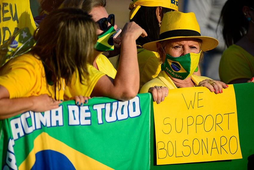 Senadores repercutem discursos de Bolsonaro no Dia da Independência em Brasília e em São Paulo