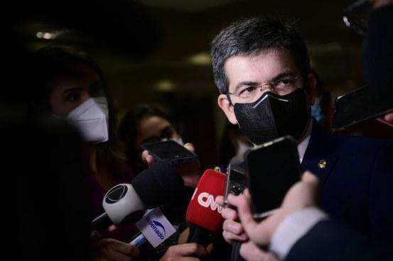 CPI da Pandemia ouve Marconny Faria, lobista da Precisa Medicamentos
