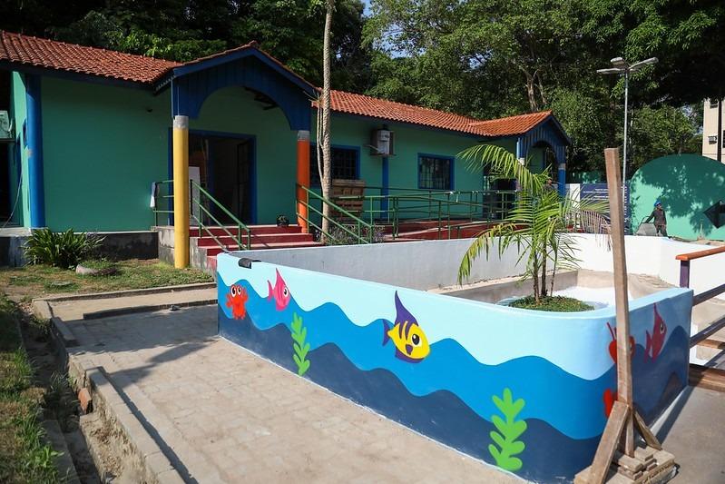 Reinauguração do parque Cidade da Criança, hoje, é evento-teste de Covid-19