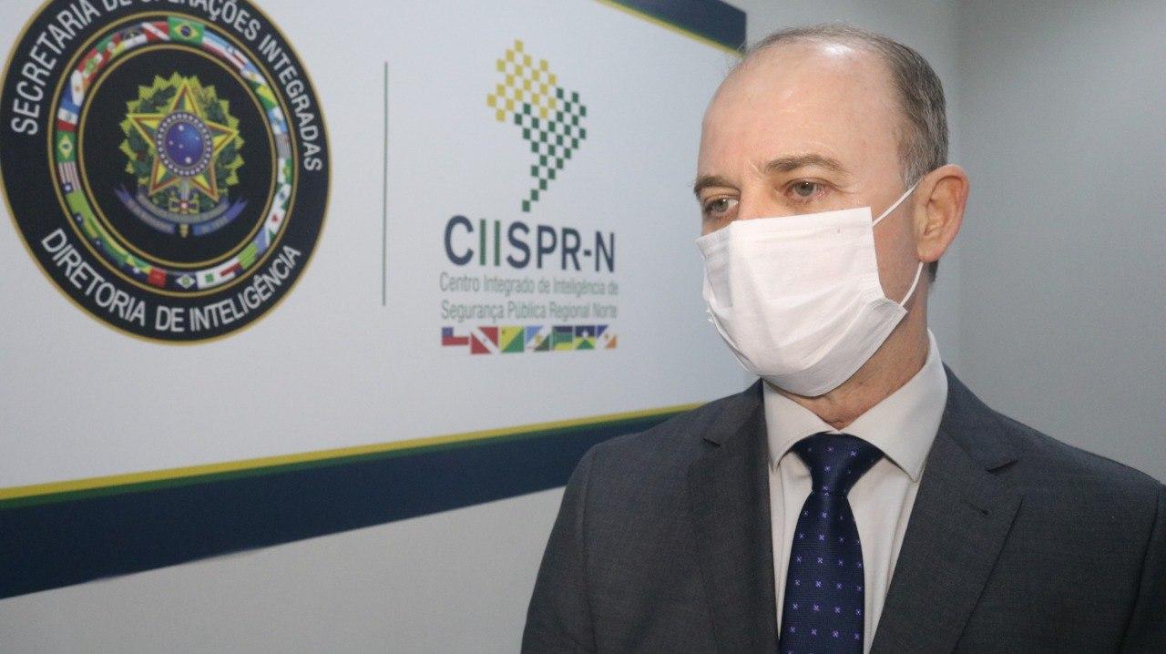 Amazonas sedia 22º Curso de Segurança Orgânica do Ministério da Justiça e Segurança Pública